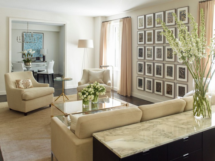 Interior Design interior design The Magnificent Interior Design of Sawyer | Berson APARTMENT ON EAST 91ST STREET 2 1