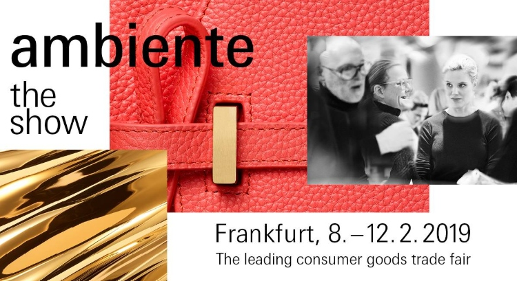 frankfurt ambiente 2019 Frankfurt Ambiente 2019: All You Need to Know Ambiente