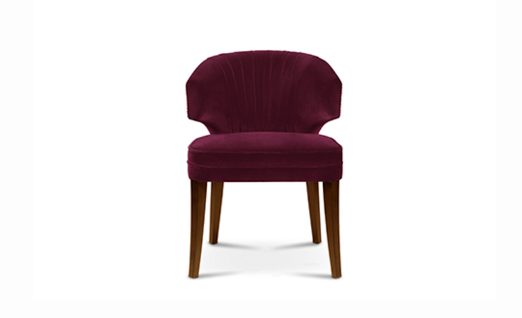 2019 interior design trends 2019 Interior Design Trends: Cassis Color Ibis Dining Chair Interior Design Trends Cassis Color