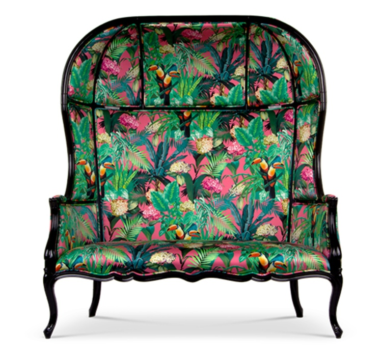 2019 interior design trends 2019 Interior Design Trends: The Wonders of Flora Fabrics 2019 Interior Design Trends Flora Fabrics and its Succulent Patterns 6