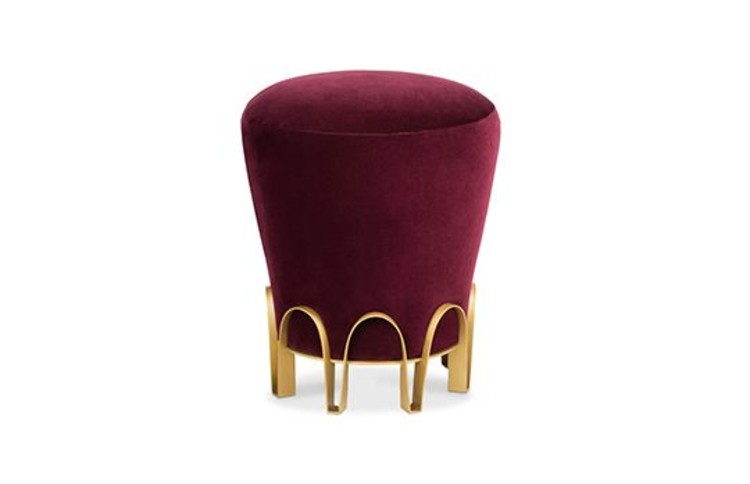 ad show 2019 AD Show 2019 is Here: Check Out Some of the Outstanding Products NUI Velvet Stool