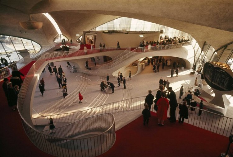 AD Show 2019 ad show 2019 8 Magnificent Places to Visit in NYC: AD Show 2019 TWA Flight Center 2