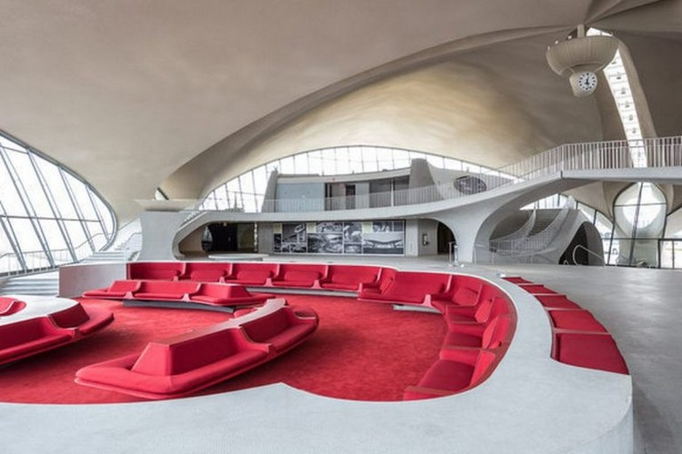 AD Show 2019 ad show 2019 8 Magnificent Places to Visit in NYC: AD Show 2019 TWA Flight Center