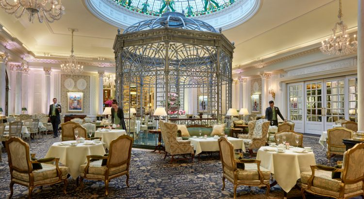 pierre-yves rochon Interior Design from Paris to Chicago: Pierre-Yves Rochon The Savoy Hotel London 750x410