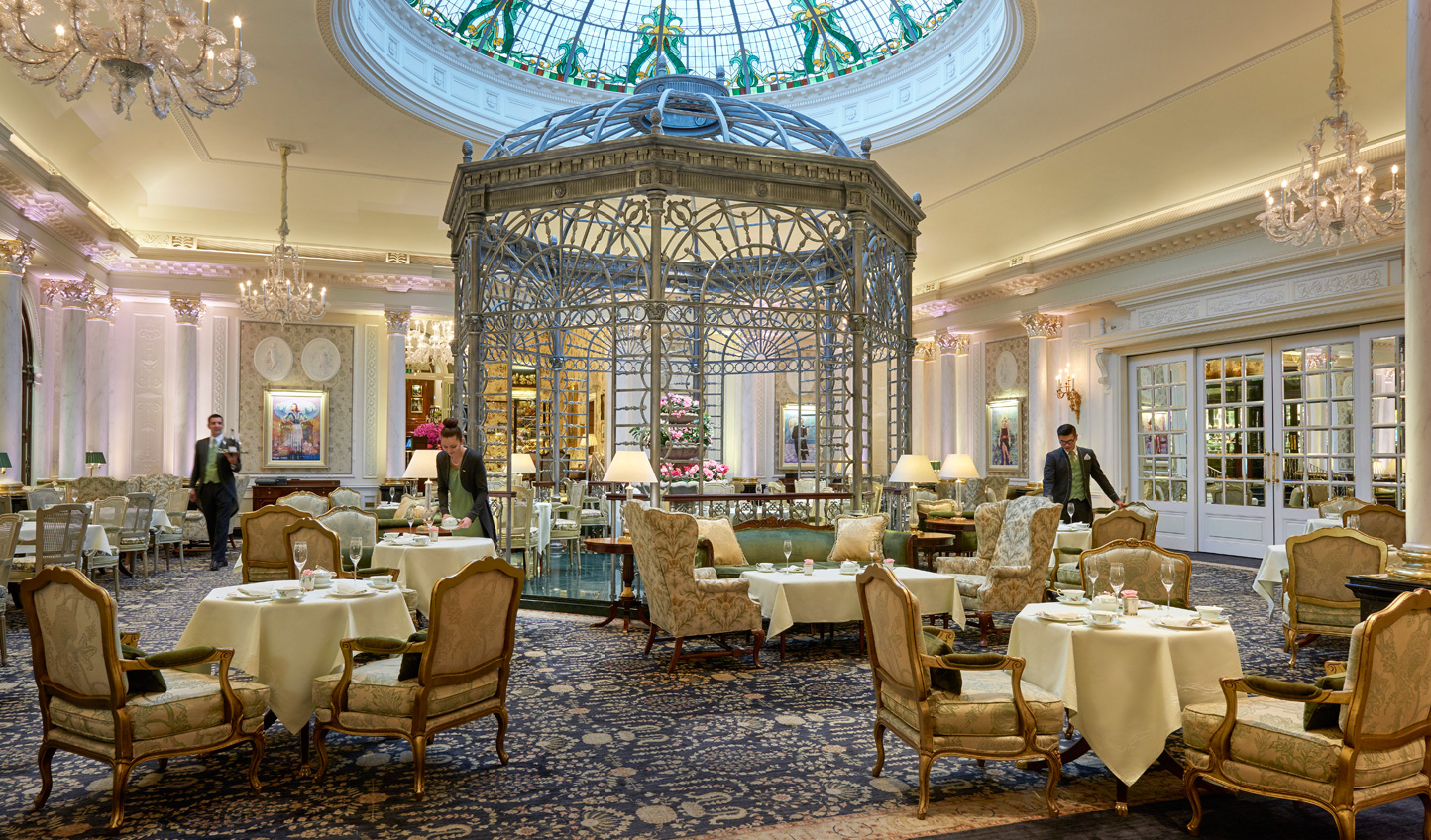 pierre-yves rochon Interior Design from Paris to Chicago: Pierre-Yves Rochon The Savoy Hotel London