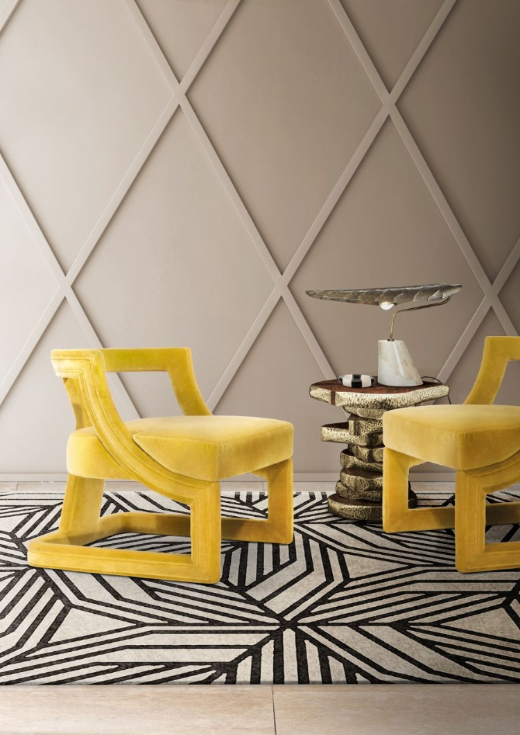 2019 Interior Design Trends 2019 interior design trends Melt Away With This Yellow Mellow: 2019 Interior Design Trends Yellow Mellow 4