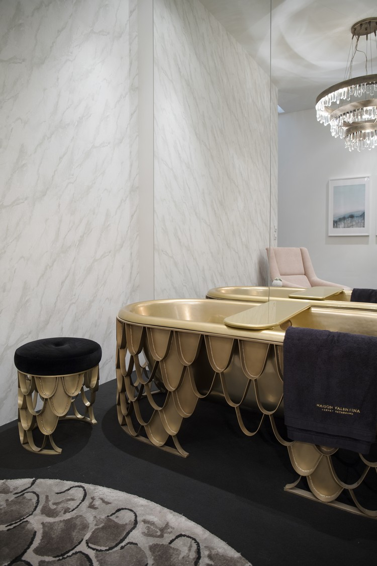 isaloni 2019 iSaloni 2019: Meet Some of the Most Interesting Brands on Day 1! Maison Valentina 3  iSaloni 2019: Top Brands That You Can't Miss Out! Maison Valentina 3