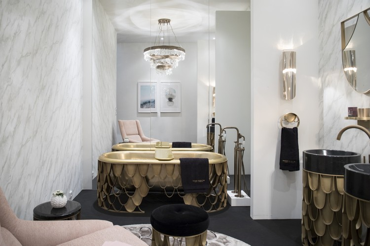 isaloni 2019 iSaloni 2019: Meet Some of the Most Interesting Brands on Day 1! Maison Valentina  iSaloni 2019: Top Brands That You Can't Miss Out! Maison Valentina