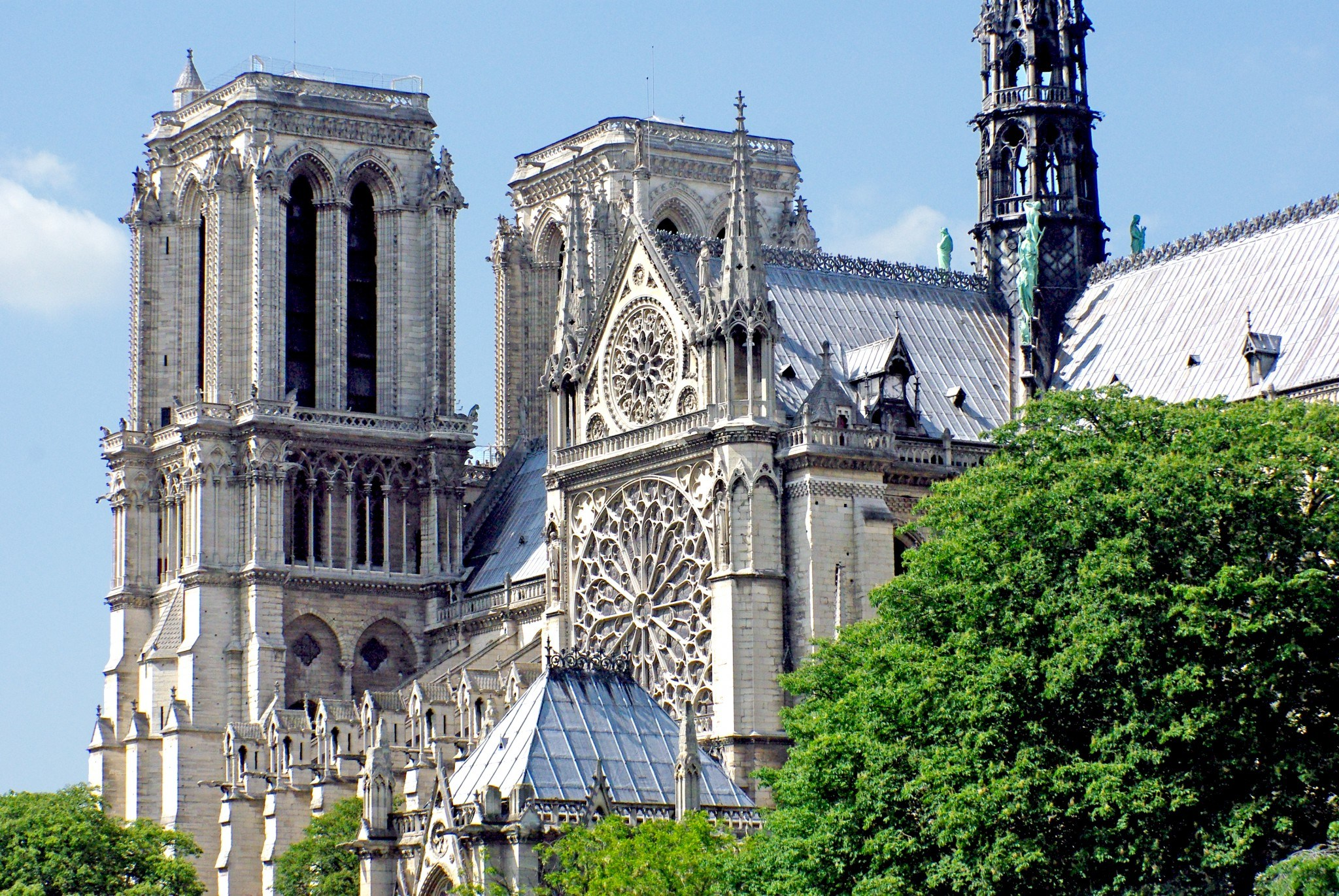 notre dame Notre Dame: the Story of the Lady of Paris Notre Dame de Paris 03    French Moments
