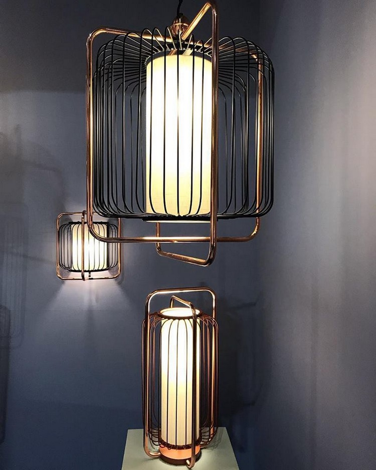 isaloni 2019 iSaloni 2019: The Best of Modern Lighting in Milan Suite Wood