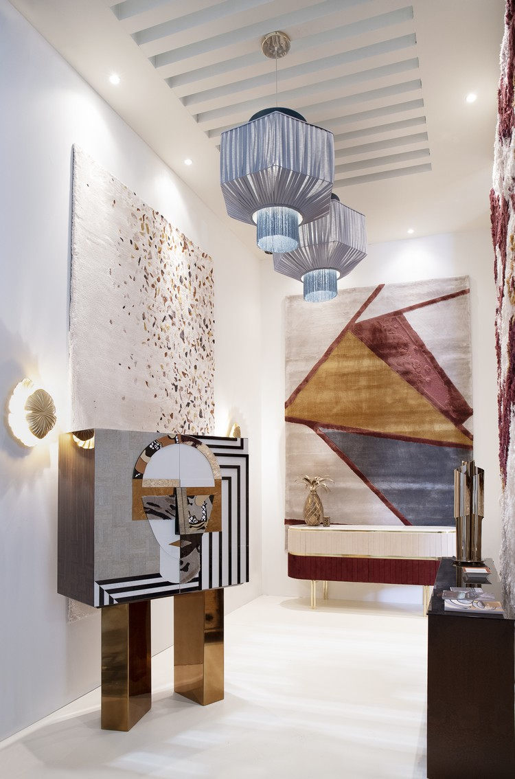 isaloni 2019 iSaloni 2019: Meet Some of the Most Interesting Brands on Day 1! rugs society 2