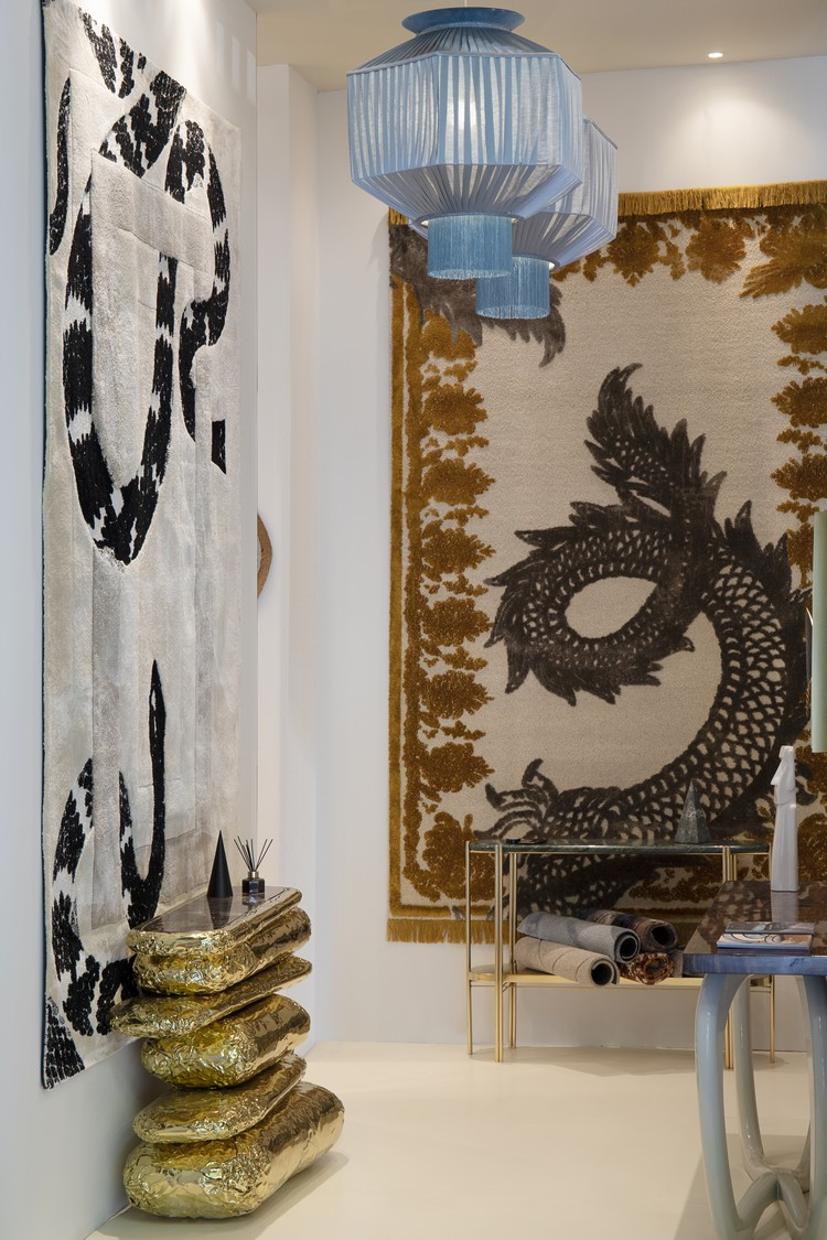 isaloni 2019 iSaloni 2019: Meet Some of the Most Interesting Brands on Day 1! rugs society 3  iSaloni 2019: Top Brands That You Can't Miss Out! rugs society 3