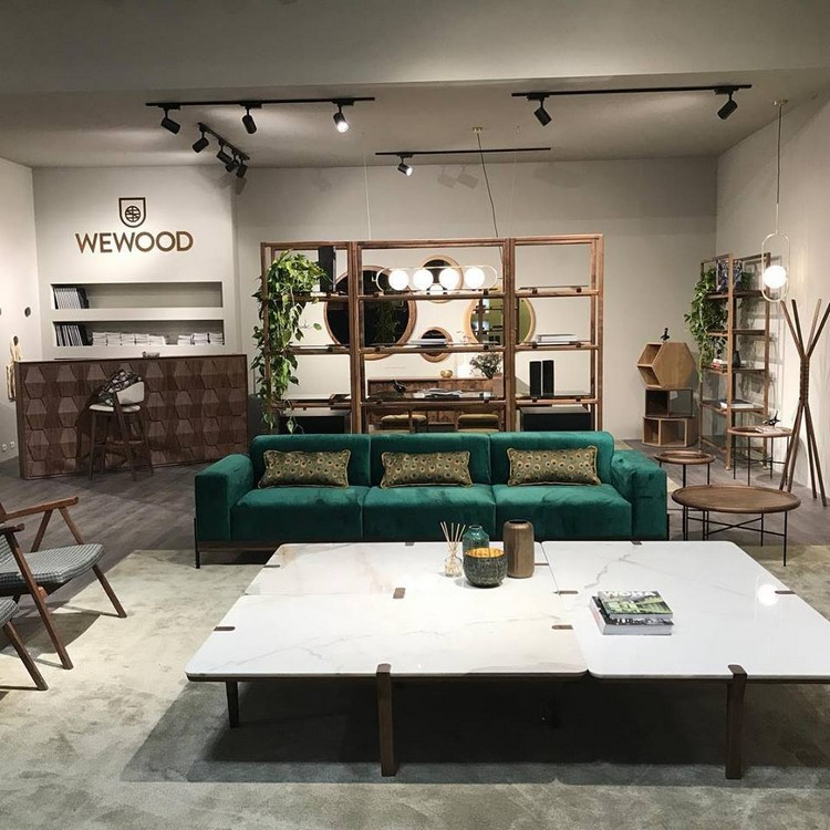 isaloni 2019 iSaloni 2019: Meet Some of the Most Interesting Brands on Day 1! wewood 1