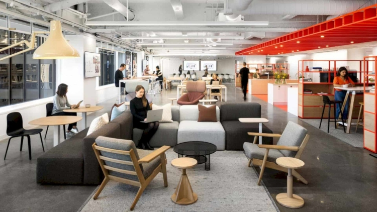 gensler Gensler: Design is Transformative 45 Fremont San Francisco California