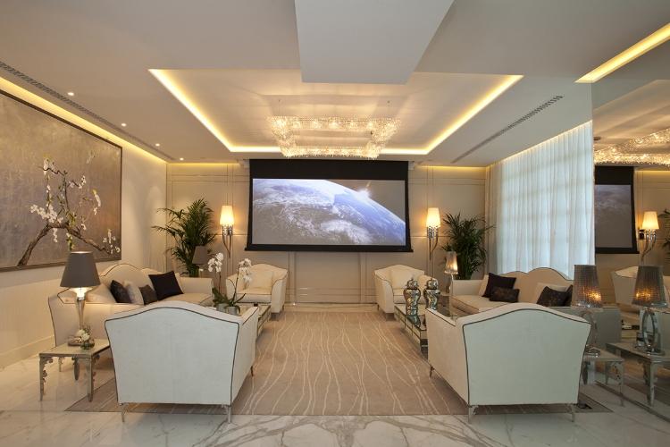 IDC Insignia idc insignia IDC Insignia: Interior Design Tailor Made Decisions DUBAI PENTHOUSE
