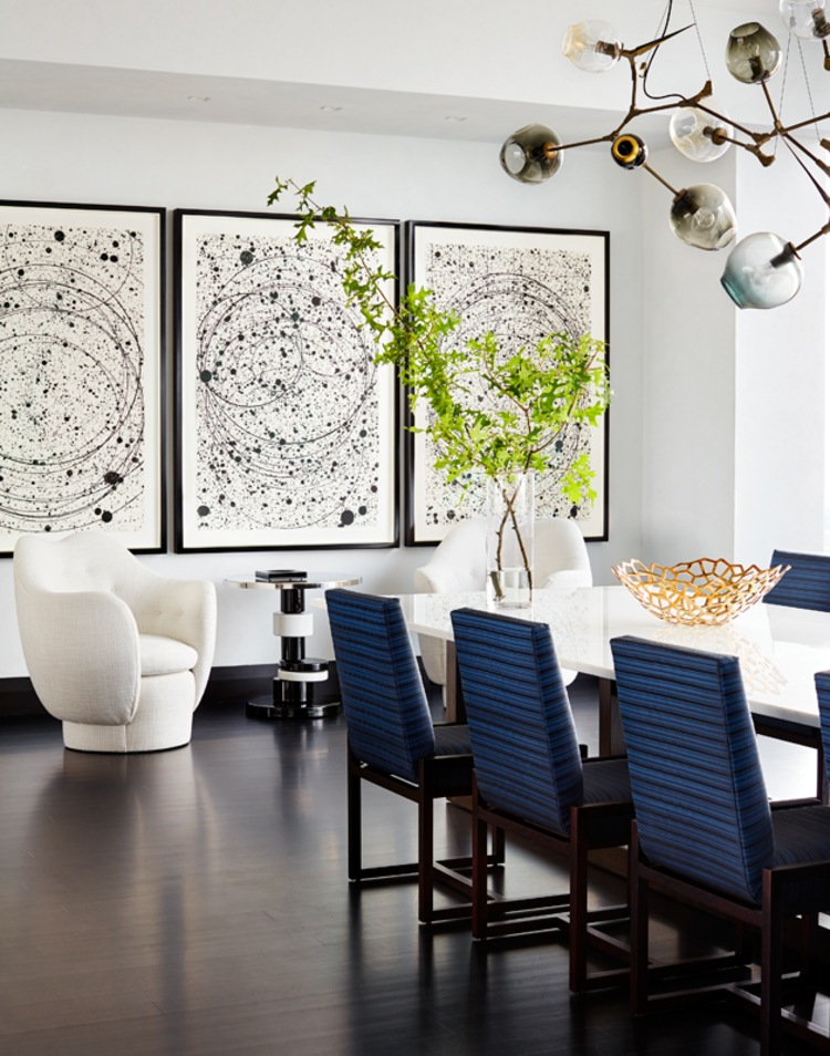 drake/anderson Drake/Anderson: Interior Design Meets Modernism and History Midtown Pied    Terre     New York NY 2