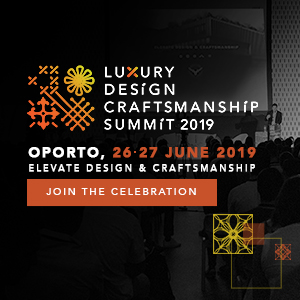 Luxury Design Craftsmanship Summit 2019  home Sidebanner 300x300
