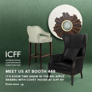 New York Design Trade Show ICFF 2019