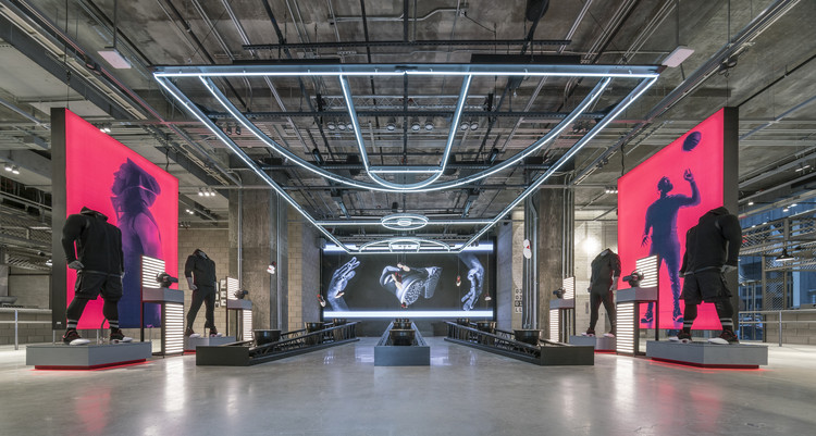 gensler Gensler: Design is Transformative adidas NYC New York NY 2