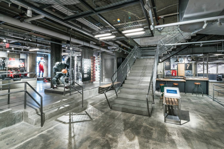 gensler Gensler: Design is Transformative adidas NYC New York NY