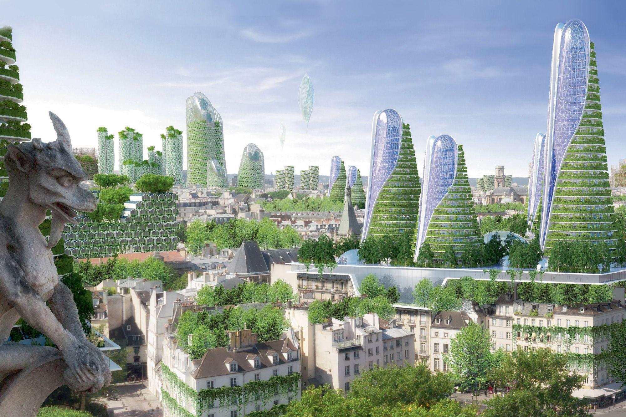 paris Paris 2050, by Vincent Callebaut 0488320f57eaa3066052cb587f57b29f
