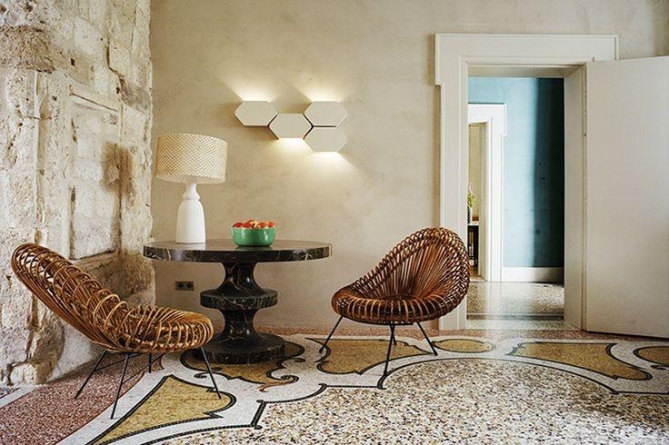 India Mahdavi india mahdavi Best Interior Design Projects by India Mahdavi 1 India Mahdavi Le Cloitre Hotel