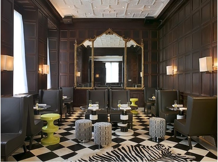 india mahdavi Best Interior Design Projects by India Mahdavi 3 India Mahdavi Barclay Prime Philadelphia
