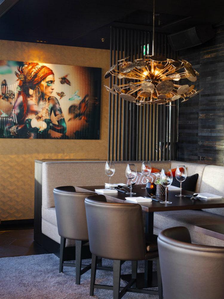 Anemone - Nodee, Sky Bar anemone wille våge Anemone Wille Våge: Personal Luxurious Design Anemone Nodee Sky Bar