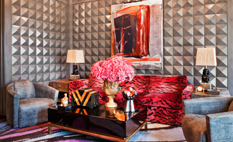 kelly wearstler Top Interior Designers | Kelly Wearstler BELLAGIO RESIDENCE 3
