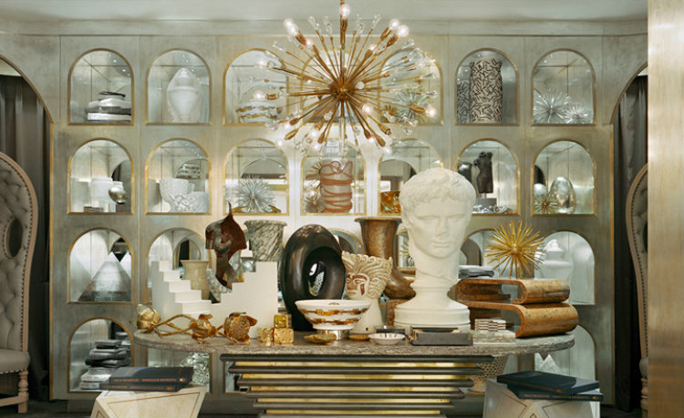 kelly wearstler Top Interior Designers | Kelly Wearstler Bergdorf Goodman Boutique