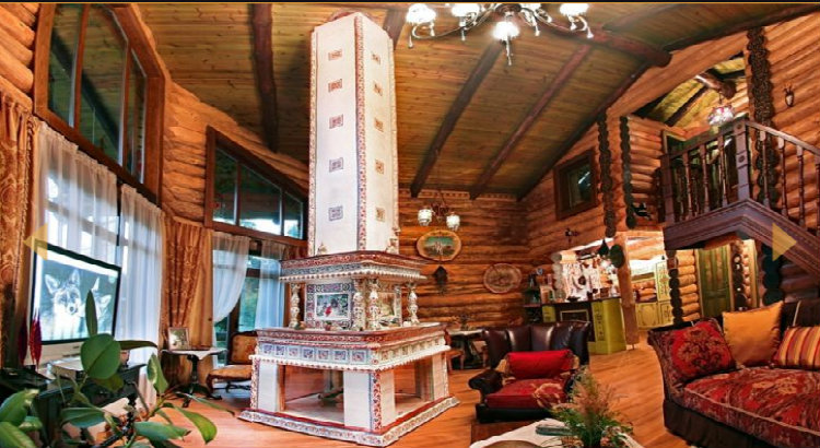 budvestholding Budvestholding: Interior Design from Ukraine to the World Budvestholding Wooden House capa