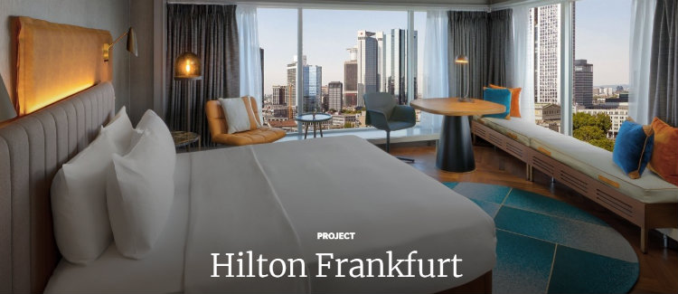 ChandlerKBS - Hilton Frankfurt chandlerkbs ChandlerKBS: There For Your Design ChandlerKBS Hilton Frankfurt