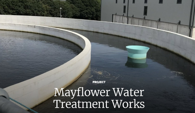 ChandlerKBS - Mayflower Water Treatment chandlerkbs ChandlerKBS: There For Your Design ChandlerKBS Mayflower Water Treatment