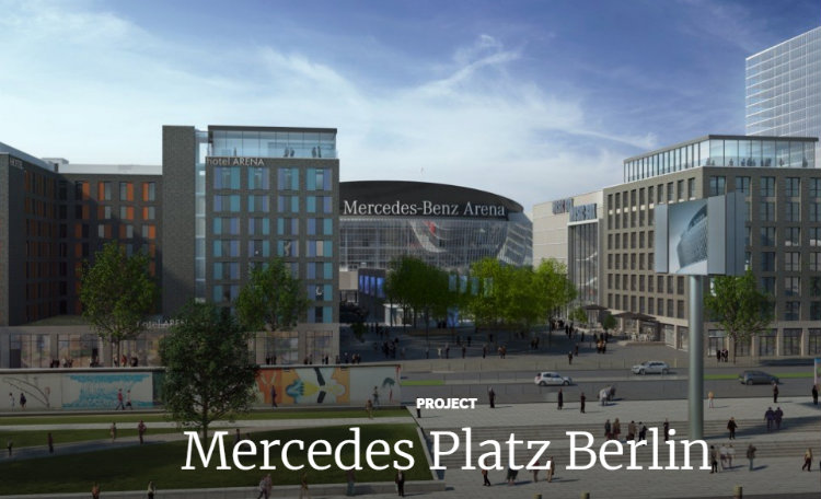 ChandlerKBS - Mercedes Platz, Berlin chandlerkbs ChandlerKBS: There For Your Design ChandlerKBS Mercedes Platz Berlin