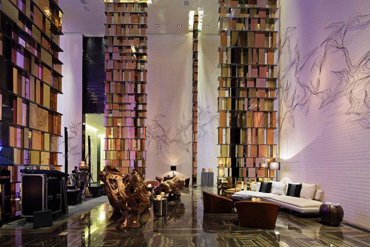 DCDA - Guangzhou W Hotel dcda DCDA: International Design Service DCDA Guangzhou W Hotel