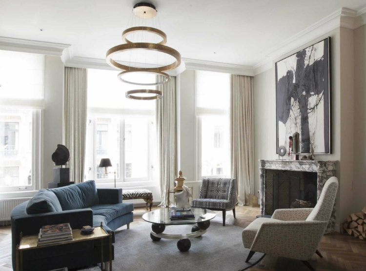 Decoration Empire - Amsterdam Town House decoration empire Decoration Empire: The Force of Design Decoration Empire Amsterdam Town House