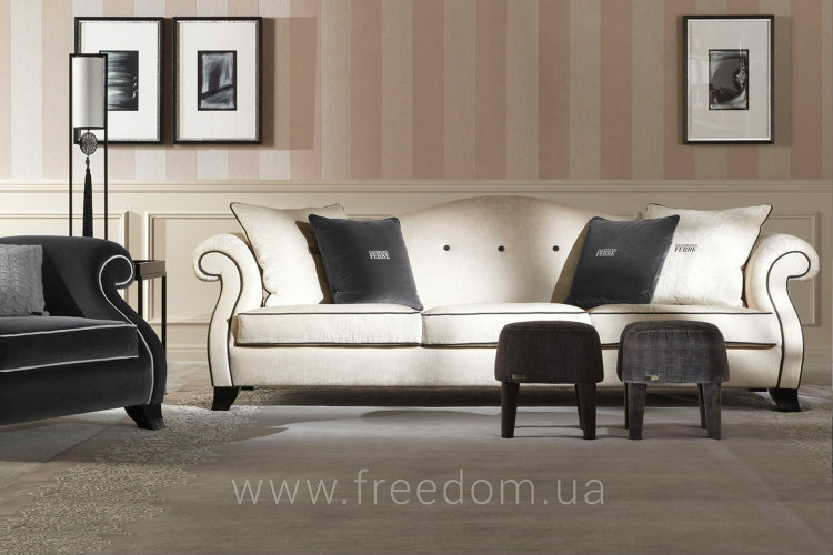 Freedom - Harmony Sofa freedom Freedom: The Liberation of Interior Design Freedom Harmony Sofa