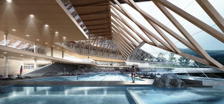 Haeahn - Walkerhill Resport Pool and Spa haeahn Haeahn: Architecture for the Environment Haeahn Walkerhill Resport Pool and Spa