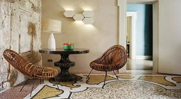 india mahdavi Best Interior Design Projects by India Mahdavi India