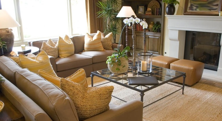 trend Top 7 Interior Design Trends of 2019 Living Room Ideas With Light Brown Sofas Curtain