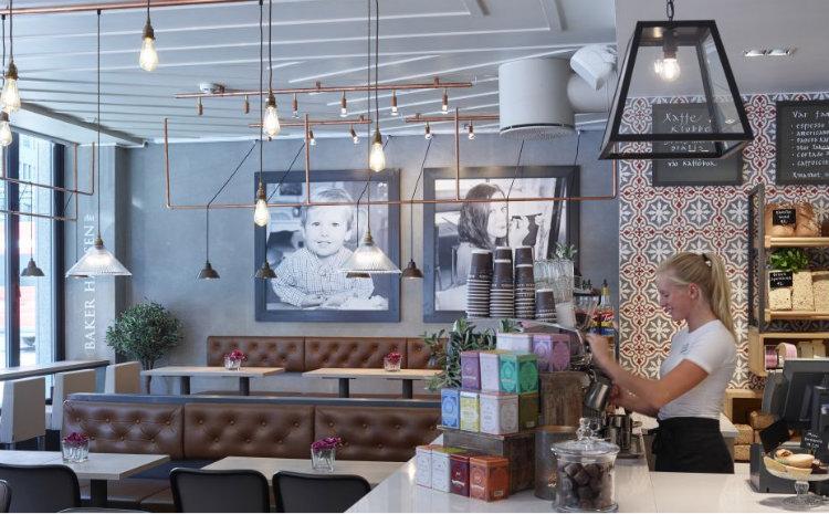 Metropolis - Cafe Hansen metropolis Metropolis: Architectural Design for the Metropolitans Metropolis Cafe Hansen