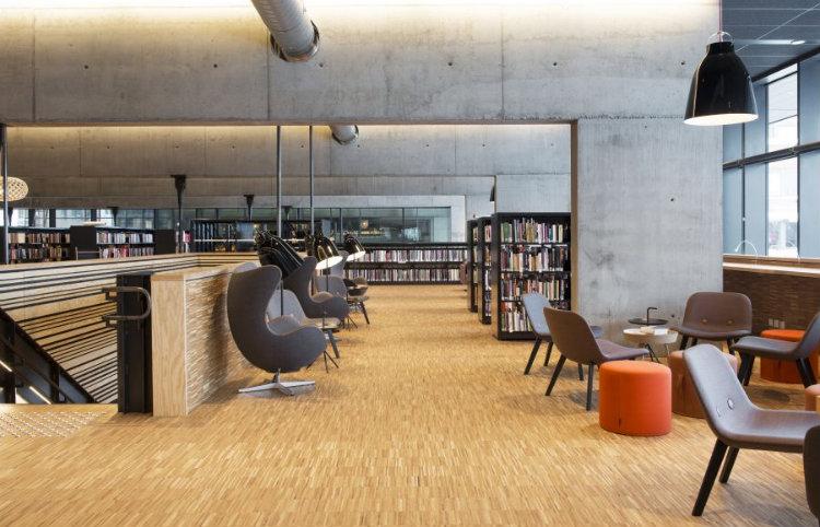 Metropolis - Hamar Public Library metropolis Metropolis: Architectural Design for the Metropolitans Metropolis Hamar Public Library