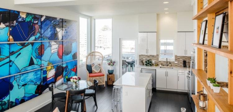 Nadia Geller Designs - Hunter's Shipyard San Francisco, CA