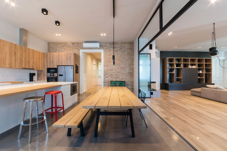solinfo lighting Solinfo Lighting & Home – Budapest at its Best Private Loft in Erzsebetvaros