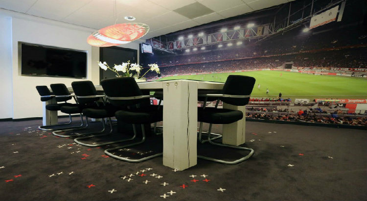 studio cbid Studio CBiD: Designing Atmospheres Studio CBiD AFC Ajax capa