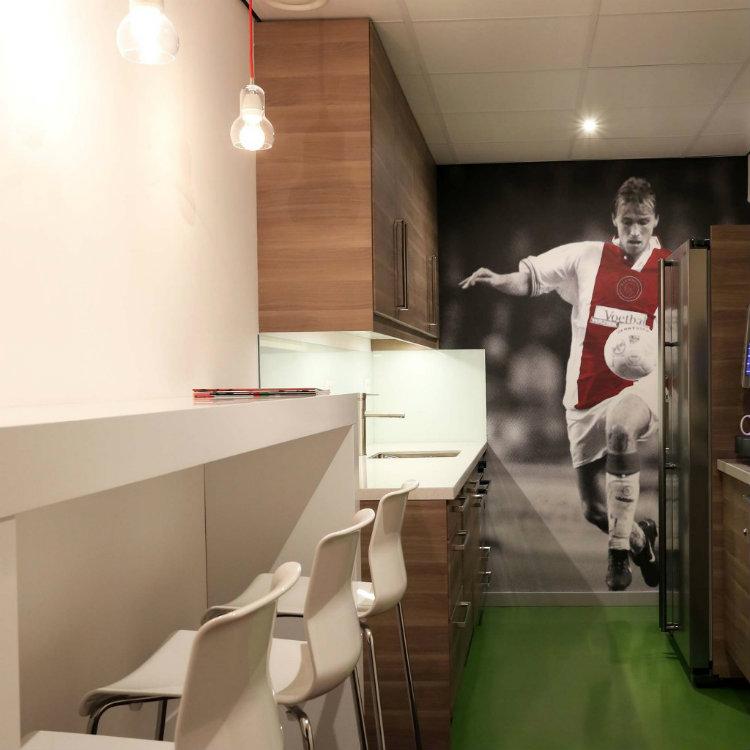 Studio CBiD - AFC Ajax studio cbid Studio CBiD: Designing Atmospheres Studio CBiD AFC Ajax