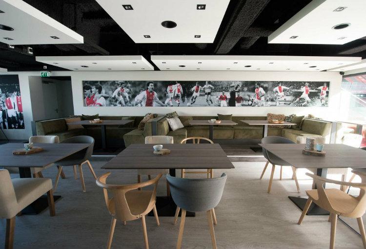 Studio CBiD - Amsterdam Arena studio cbid Studio CBiD: Designing Atmospheres Studio CBiD Amsterdam Arena 1
