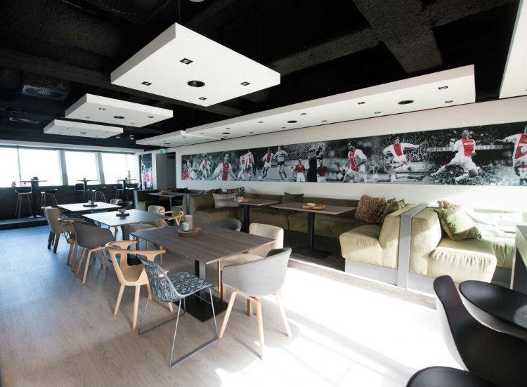 Studio CBiD - Amsterdam Arena studio cbid Studio CBiD: Designing Atmospheres Studio CBiD Amsterdam Arena
