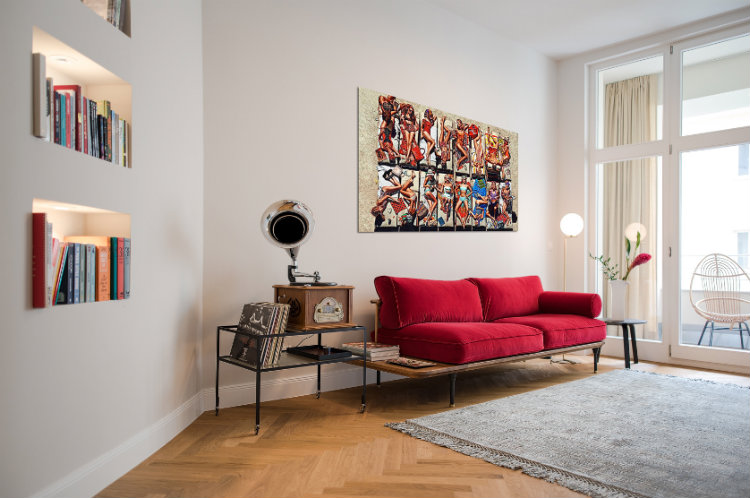 The Inner House: Passionate Interior Design the inner house The Inner House: Passionate Interior Design The Inner House Apartment Berlin II