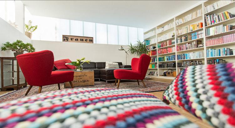 the inner house The Inner House: Passionate Interior Design The Inner House Reading Room capa